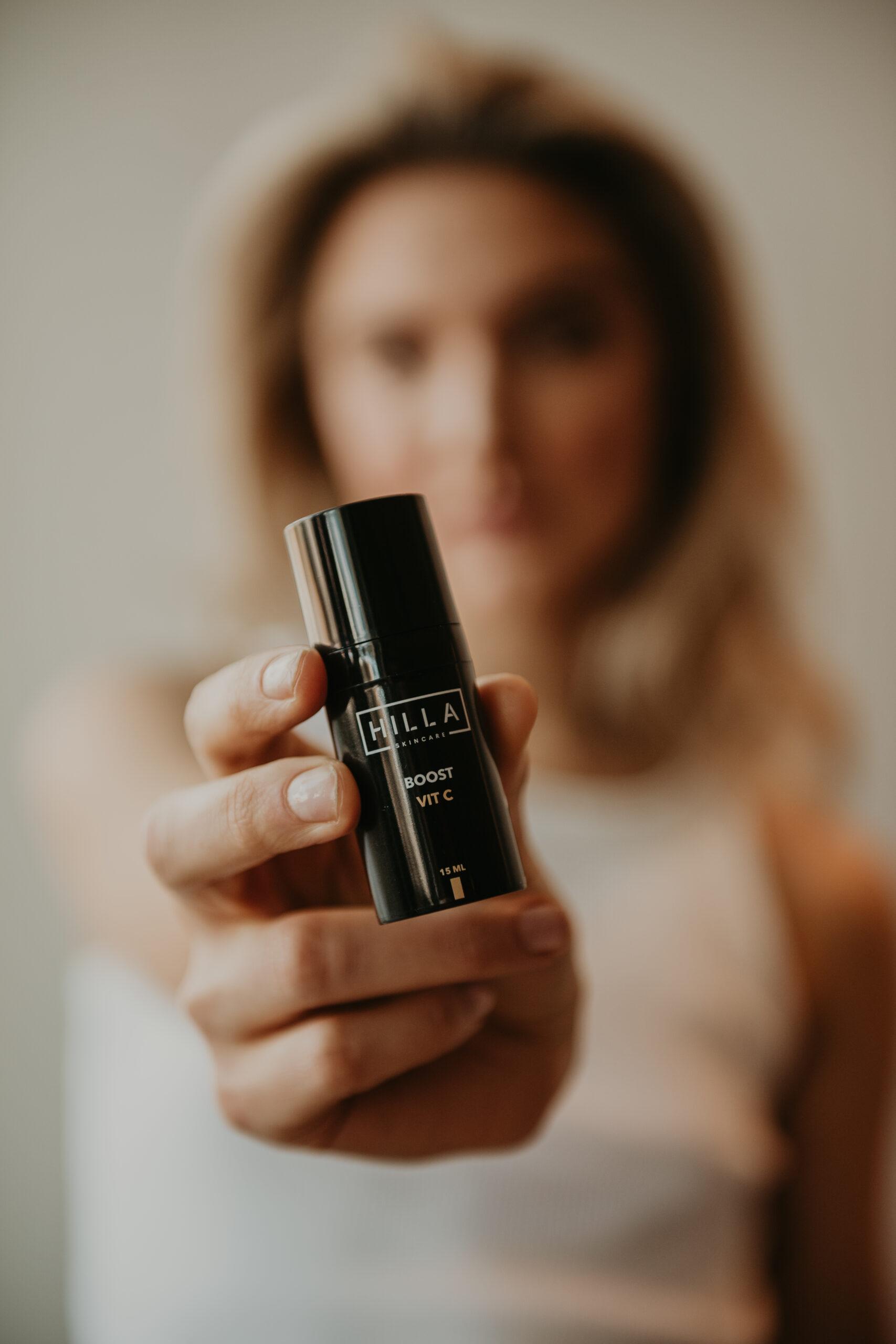 Hilla Skincare - Vit C Boost