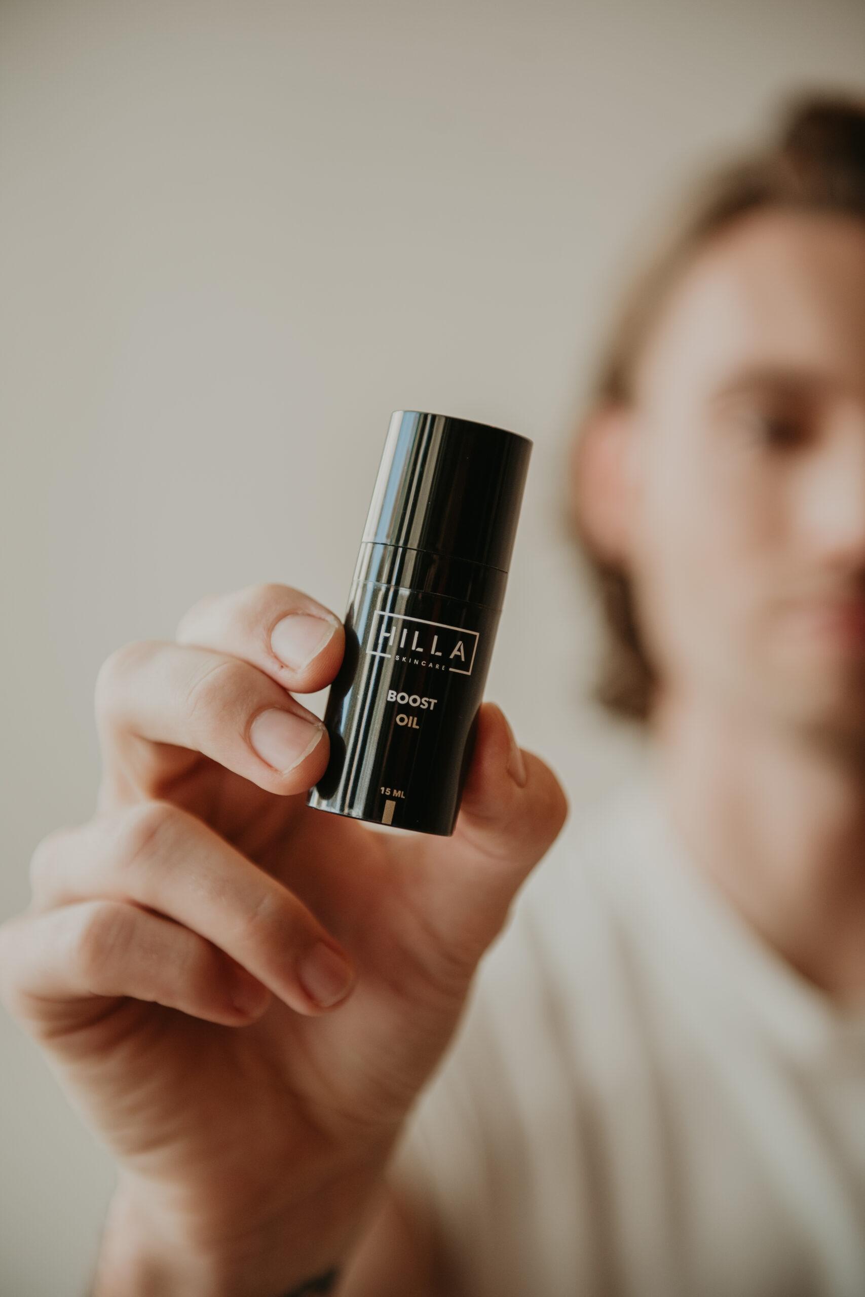 Hilla Skincare - Oil Boost