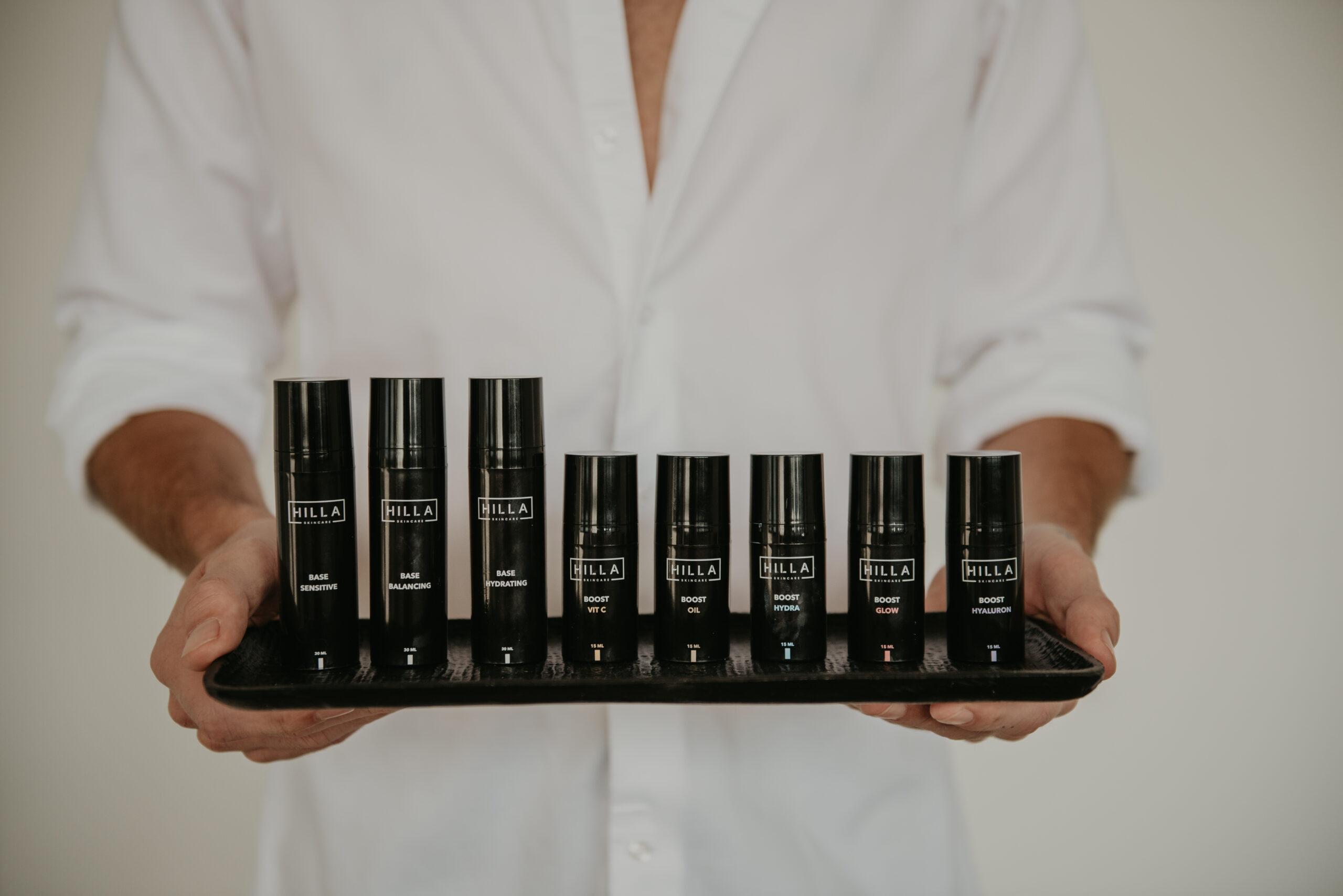Hilla Skincare - alle producten